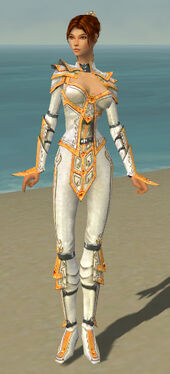 Elementalist Tyrian Armor F dyed front