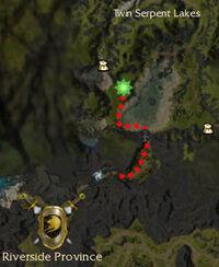 Selenas the Blunt map