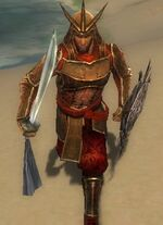 Sickened Guard (Warrior)