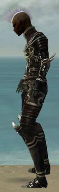 Necromancer Shing Jea Armor M gray side
