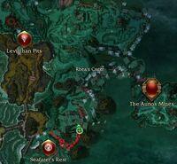 Razorfin Fleshrend map location