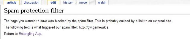 File:Gamewikis is spam.jpg