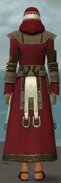 Dervish Elonian Armor M dyed back