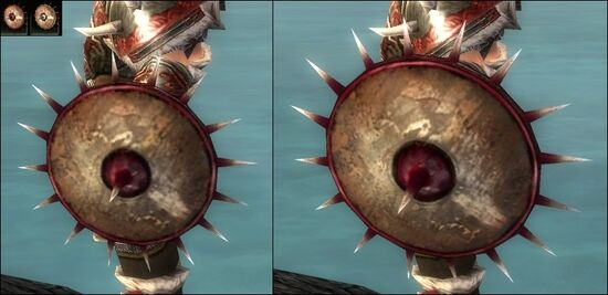 Spiked Targe Comparison