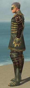 Mesmer Vabbian Armor M gray side