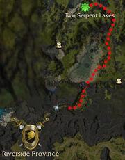 Valis the Rampant map