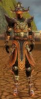 Ritualist Obsidian Armor M gray front