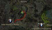 Mugra Swiftspell map location