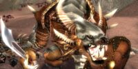 Charr Blade Warrior
