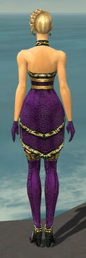 Mesmer Shing Jea Armor F dyed back