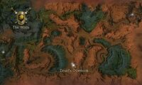 Sage Lands map