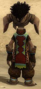Vekk Armor Asuran Back