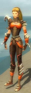 Ranger Asuran Armor F dyed side