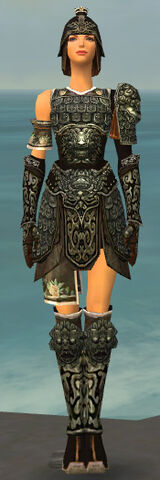 File:Warrior Canthan Armor F gray front.jpg