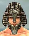 Warrior Ancient Armor M gray head front