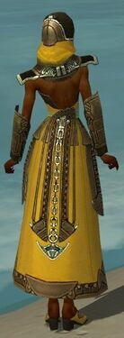 Dervish Asuran Armor F dyed back