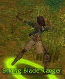 Shining Blade Ranger