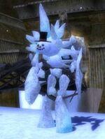 Enchanted Snowman