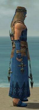 Dervish Vabbian Armor M dyed side