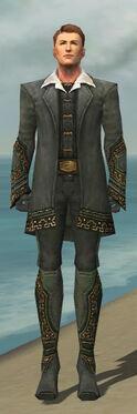 Mesmer Krytan Armor M gray front