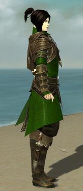 Shining Blade Uniform F body side