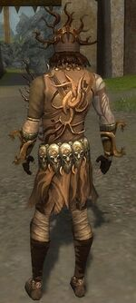 Razah Primeval Armor Back
