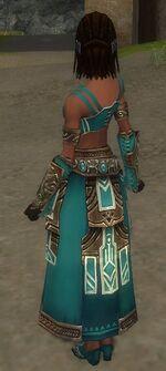Melonni Armor DajkahInlet Back