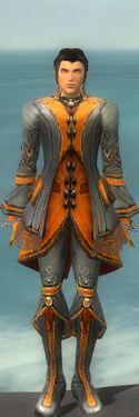 Elementalist Kurzick Armor M dyed front
