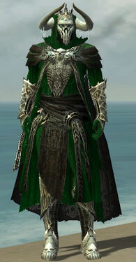 Grenth's Regalia M dyed front