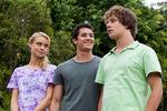 Zac, Lyla and David