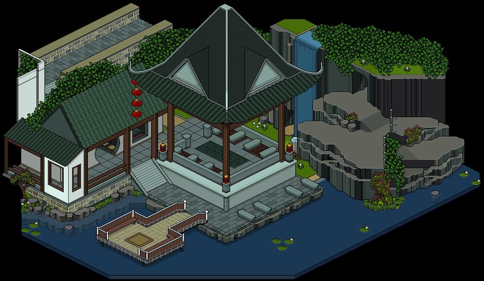 Floating Garden | Habbo Wiki | FANDOM powered by Wikia