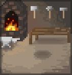 Background blacksmithy