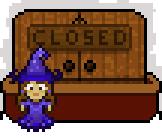 Seasonalshop closed