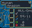 Human Amazon