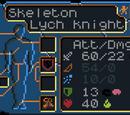 Skeleton Lych Knight