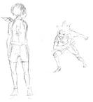 Kenma vs Hinata Vobaca