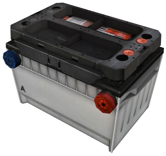 Car battery  HalfLife Wiki  Fandom powered by Wikia