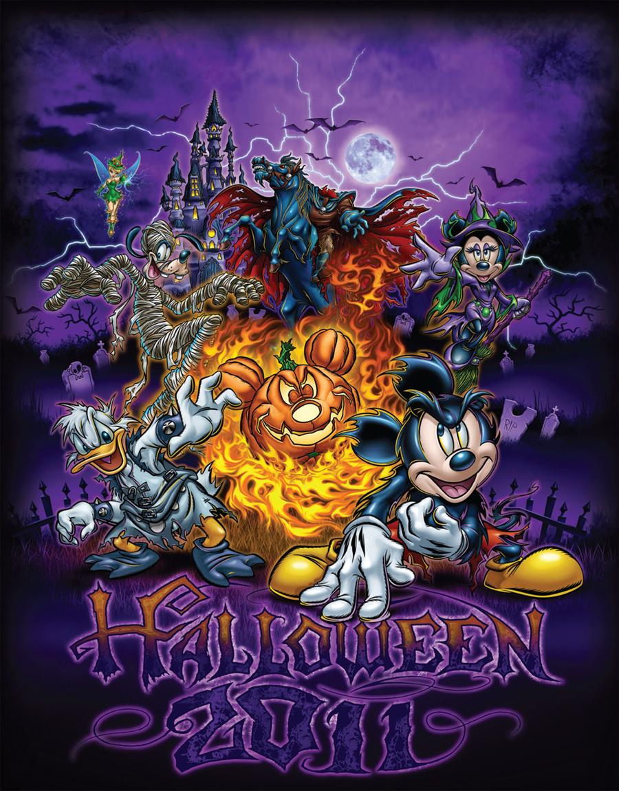 The walt disney company halloween specials wiki fandom - Disney halloween images ...