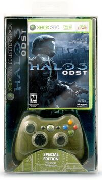 ODST Collector's Pack