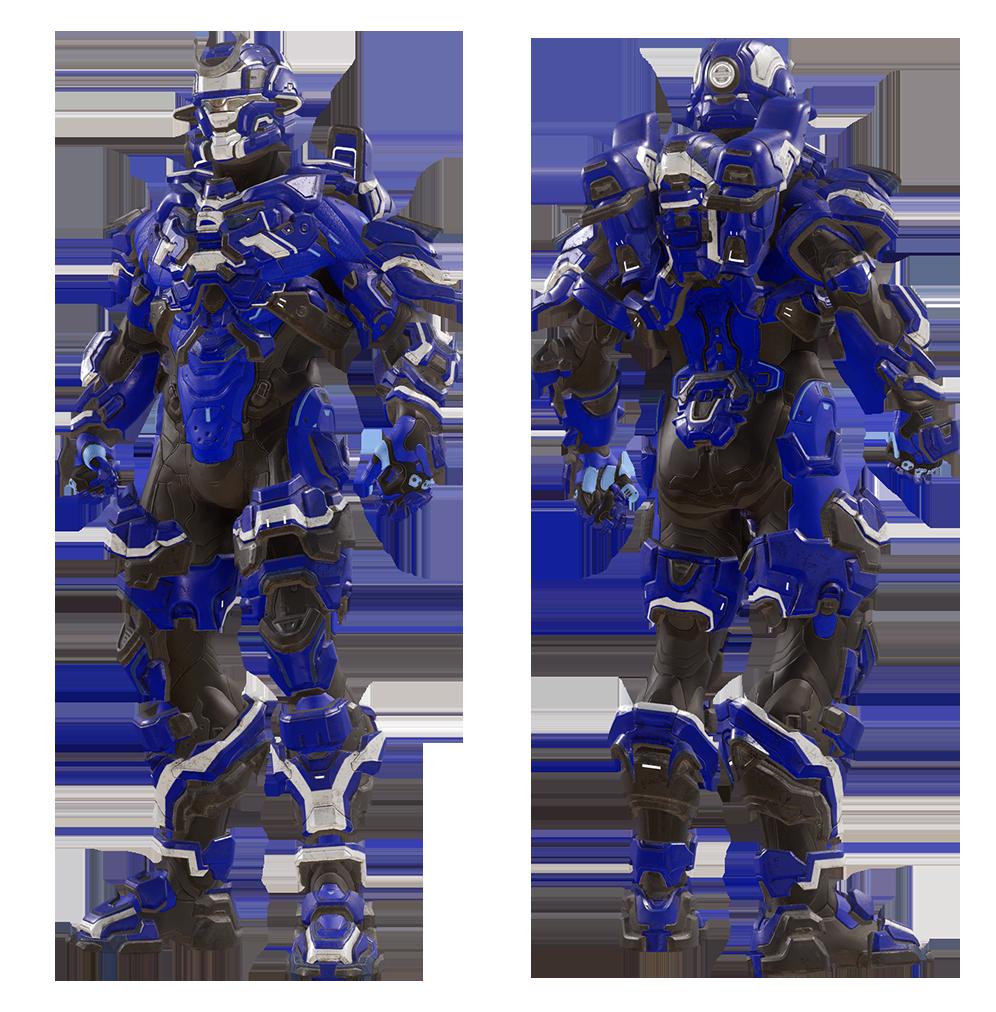 Mjolnir Powered Assault Armor Shinobi Halo Nation