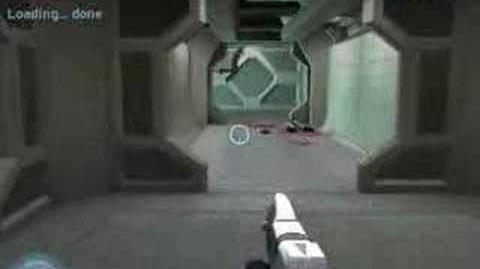 The Pillar of Autumn (Halo: Combat Evolved level)/Walkthrough