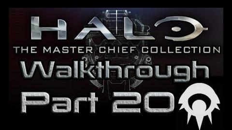 Halo- The Master Chief Collection Walkthrough - Part 20 - Sacred Icon