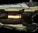 Z-110 Directed Energy Pistol/Exotic