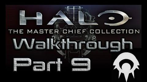 Halo- The Master Chief Collection Walkthrough - Part 9 - Keyes