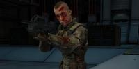 Bloody UNSC Marine