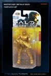 Master chief metallic gold