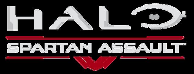 File:Halo- Spartan Assault Logo.png