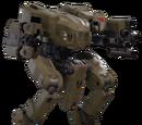 HRUNTING/YGGDRASIL Mark IX Armor Defense System
