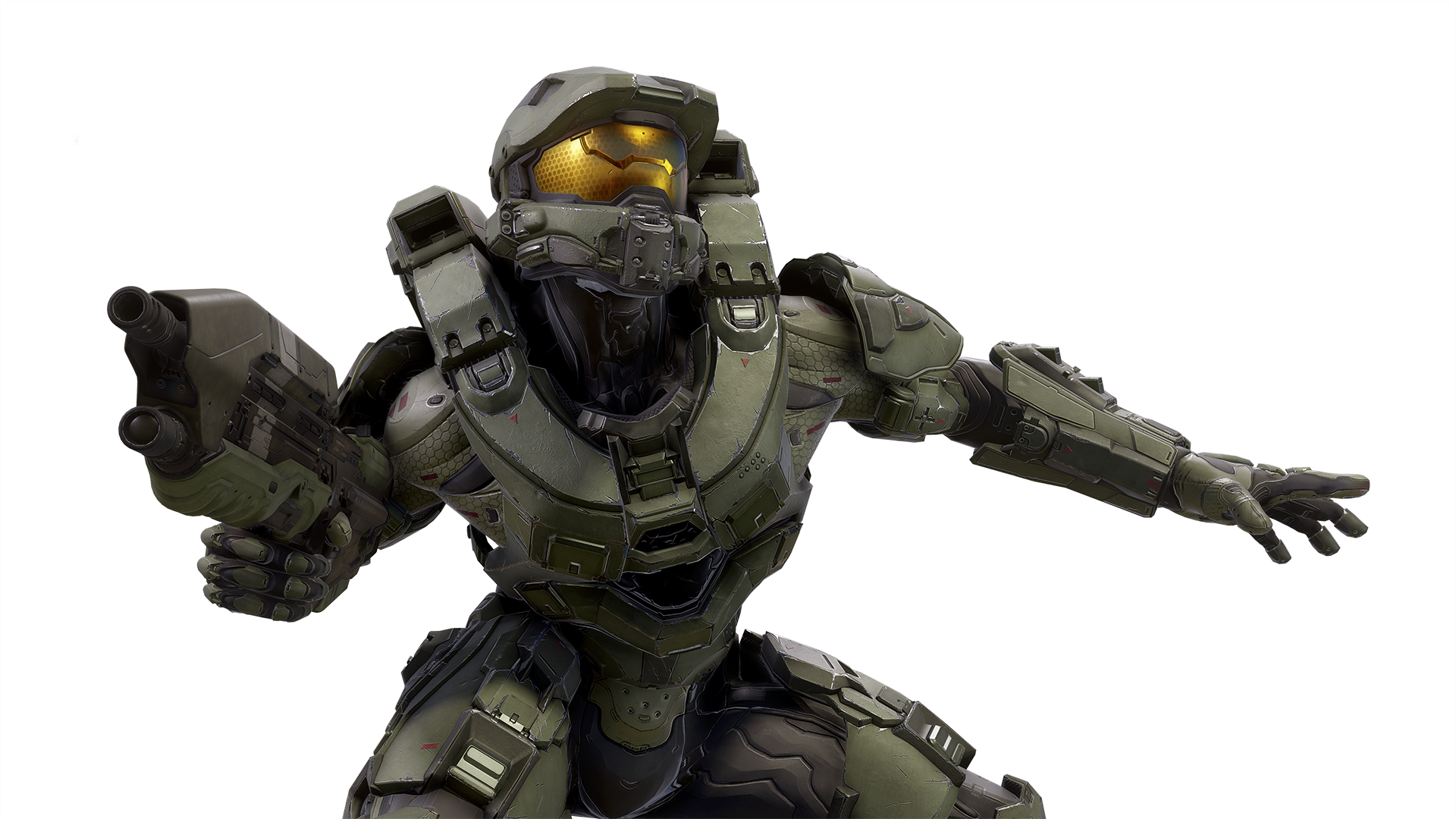 Image - H5G Render John117-Close3.png | Halo Nation ...