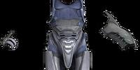 Kig-Yar Combat Harness